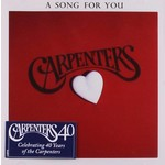 CARPENTERS - A SONG FOR YOU (CD).