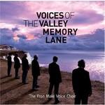 FRON MALE VOICE CHOIR - MEMORY LANE (CD).