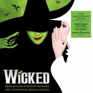 WICKED 15TH ANNIVERSARY OST (CD).