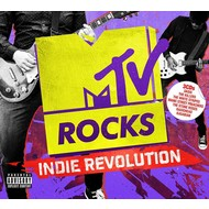 MTV ROCKS: INDIE REVOLUTION - VARIOUS ARTISTS (3 CD Set).