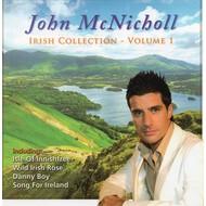 JOHN MCNICHOLL - IRISH COLLECTION VOLUME 1 (CD)...