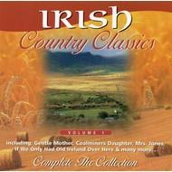 IRISH COUNTRY CLASSICS VOLUME 1 - VARIOUS IRISH ARTISTS (CD)...