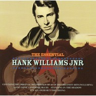 HANK WILLIAMS - THE ESSENTIAL HANK WILLIAMS (CD).