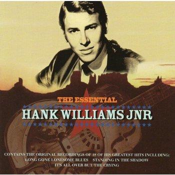 HANK WILLIAMS - THE ESSENTIAL HANK WILLIAMS (CD)