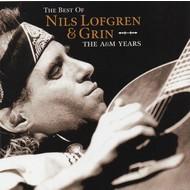 NILS LOFGREN & GRIN - THE BEST OF NILS LOFGREN & GRIN THE A&M YEARS (CD).