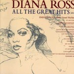 DIANA ROSS - ALL THE GREAT HITS (CD).