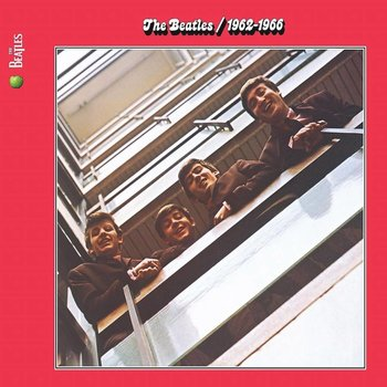 THE BEATLES- 1962-1966 THE RED ALBUM (CD)