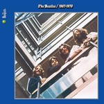THE BEATLES - 1967-1970 THE BLUE ALBUM (CD).  )