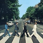 THE BEATLES - ABBEY ROAD (CD).