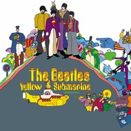 THE BEATLES - YELLOW SUBMARINE (CD).
