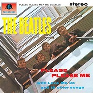 THE BEATLES - PLEASE PLEASE ME (CD).