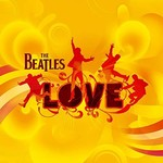 THE BEATLES - LOVE (CD).