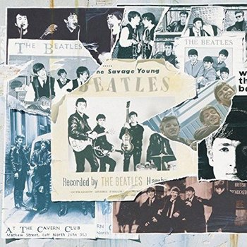 THE BEATLES  - ANTHOLOGY 1 (CD)