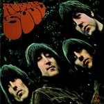 BEATLES - RUBBER SOUL (Vinyl LP).
