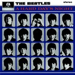 THE BEATLES - A HARD DAY'S NIGHT (Vinyl LP).