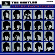 THE BEATLES - A HARD DAY'S NIGHT (Vinyl LP).