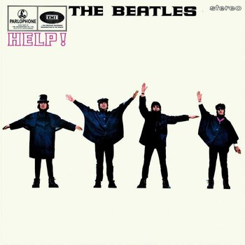 THE BEATLES - HELP! (Vinyl LP)