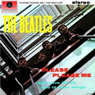 THE BEATLES - PLEASE PLEASE ME (Vinyl LP).