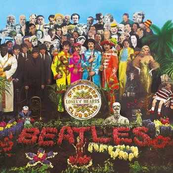 THE BEATLES - SGT. PEPPERS LONELY HEARTS CLUB BAND (Vinyl LP)