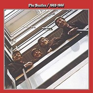 THE BEATLES - 1962-1966 THE RED ALBUM (Vinyl LP).