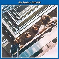 THE BEATLES - 1967-1970 THE BLUE ALBUM (Vinyl LP).