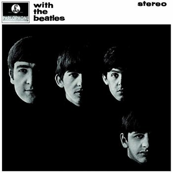 THE BEATLES - WITH THE BEATLES (Vinyl LP)