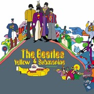 THE BEATLES - YELLOW SUBMARINE (Vinyl LP).