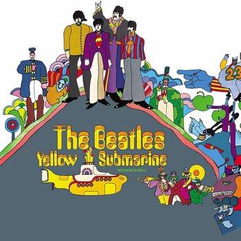 THE BEATLES - YELLOW SUBMARINE (Vinyl LP)
