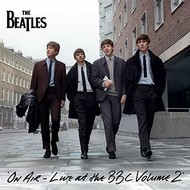 THE BEATLES - ON AIR: LIVE AT THE BBC VOLUME 2 (CD).
