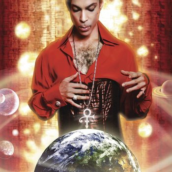 PRINCE - PLANET EARTH (CD)