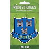 DUBLIN  - DUBLIN COUNTY STICKER...