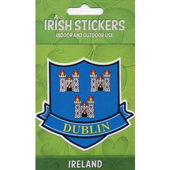 DUBLIN - DUBLIN COUNTY STICKER