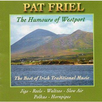 PAT FRIEL - THE HUMOURS OF WESTPORT  (CD)