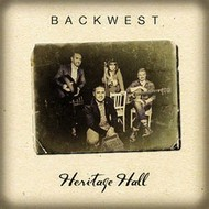 BACKWEST - HERITAGE HALL (CD)...