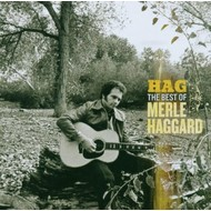 MERLE HAGGARD - HAG THE BEST OF (CD).