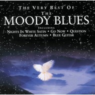 THE MOODY BLUES - THE VERY BEST OF THE MOODY BLUES (CD).