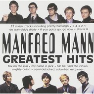 MANFRED MANN - THE AGE OF MANN THE GREATEST HITS (CD).