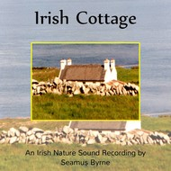 SEAMUS BYRNE - IRISH COTTAGE (CD)...