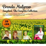 BRENDA MULGREW - SONGBIRD THE COMPLETE COLLECTION  (CD / DVD)...