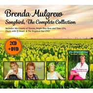 BRENDA MULGREW - SONGBIRD THE COMPLETE COLLECTION  (CD / DVD)...