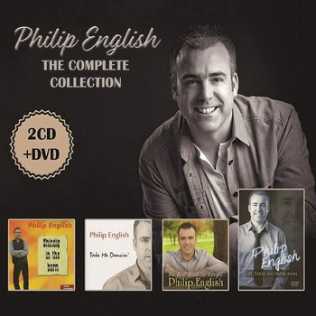 PHILIP ENGLISH - THE COMPLETE COLLECTION (CD / DVD)