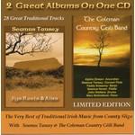SEAMUS TANSEY COLEMAN CEILI BAND - JIGS REELS & AÍRS (CD)...