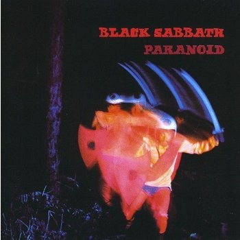 BLACK SABBATH - PARANOID (CD)