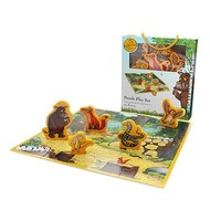 GRUFFALO PUZZLE PLAY SET (GAME).. )