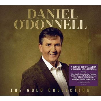 DANIEL O'DONNELL - THE GOLD COLLECTION (CD)