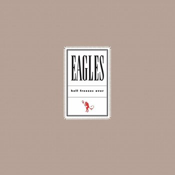 EAGLES - HELL FREEZES OVER 25TH ANNIVERSARY (Vinyl LP)