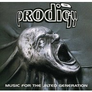 THE PRODIGY - MUSIC FOR THE JILTED GENERATION (CD).