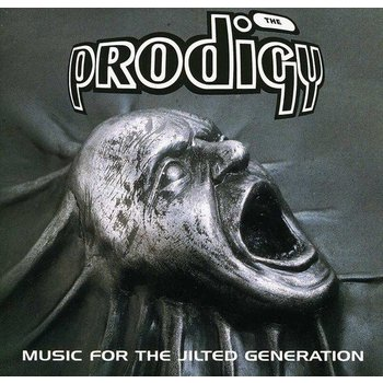THE PRODIGY - MUSIC FOR THE JILTED GENERATION (CD)