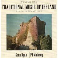 SEÁN RYAN & PJ MALONEY - TRADITIONAL MUSIC OF IRELAND VOLUME 1 (CD).