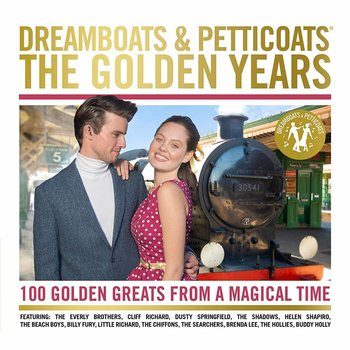 DREAMBOATS AND PETTICOATS THE GOLDEN YEARS - VARIOUS ARTISTS (CD)